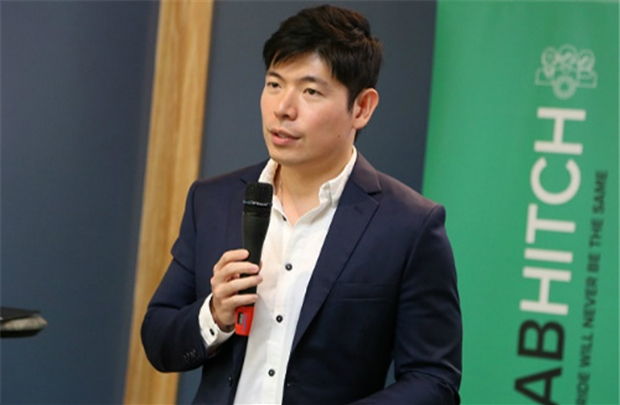 CEO Grabtaxi Anthony Tan