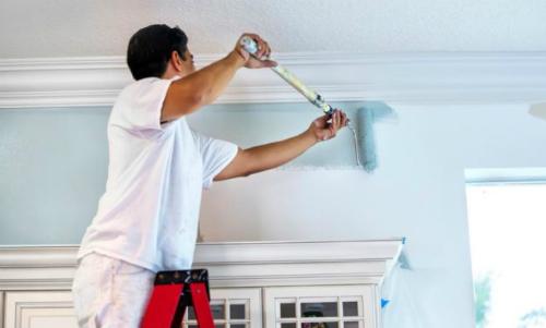 Sau khi được sơn sửa, các ngôi nhà thường tăng giá trị và thu hút khách mua hơn .Ảnh:boyaciustasi.com.tr