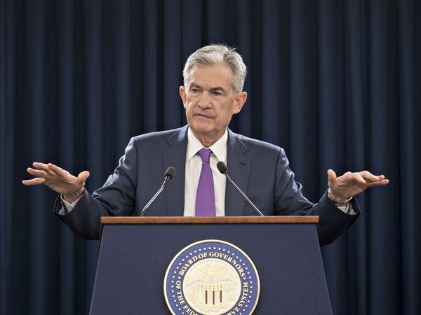 Chủ tịch Fed Jerome Powell. (Nguồn: bloomberg)