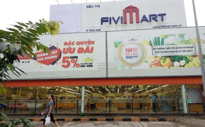 Sau khi hoàn tất việc sáp nhập, hệ thống siêu thị Fivimart sẽ được đổi tên thành VinMart