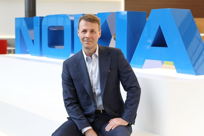 Risto Siilasmaa, Chủ tịch Nokia. (Nguồn: Daily Finland)