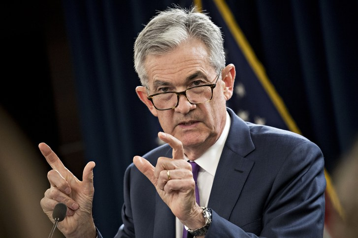 Ông Jerome Powell, Chủ tịch Fed