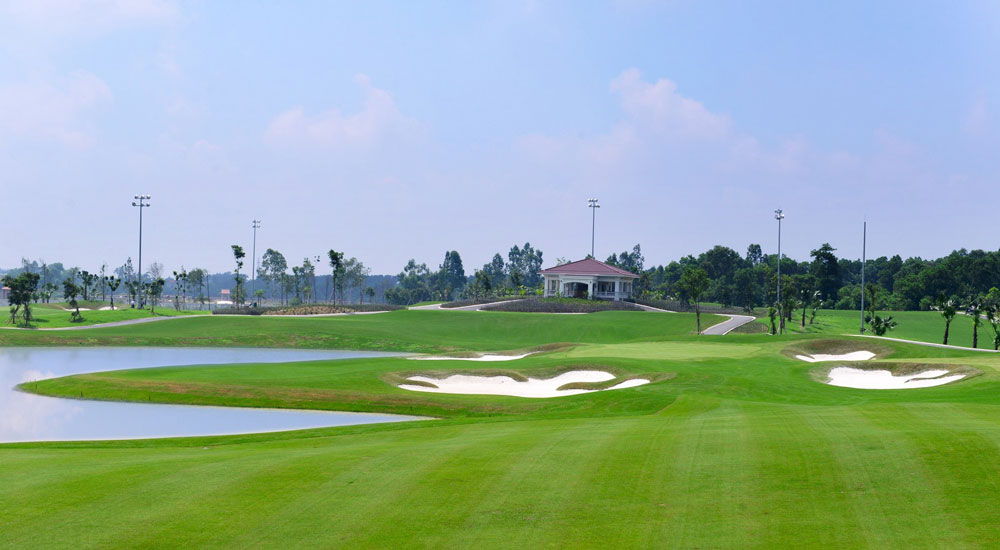 Ảnh minh họa: Sân golf BRG Legend Hill Golf Resort